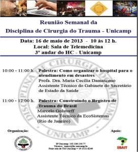 aula trauma telemedicina